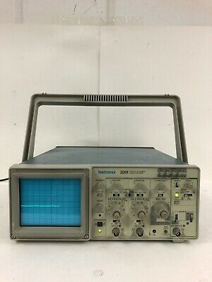 Tektronix 2201 Digital Storage Oscilloscope - Free Shipping
