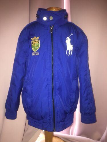 Blouson manteau ralph lauren size 7, taille comme un 8-9 ans