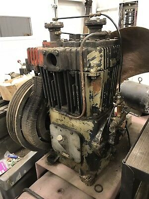 Quincy 350.  15 Air Compressor Pump Head, used for sale  Bartlett