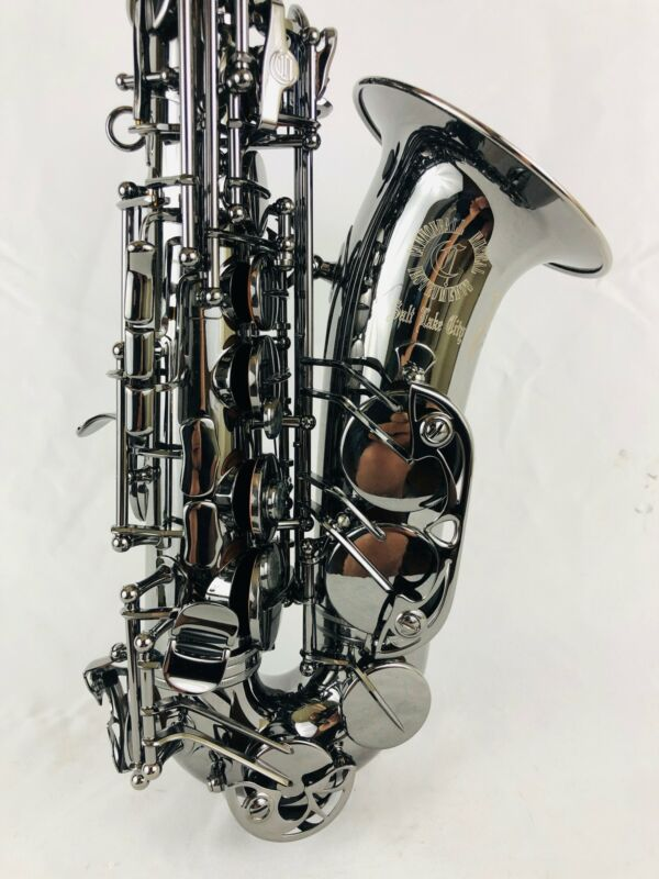 Cannonball Big Bell A4 Black Professional Alto Saxophone 2020 Model!