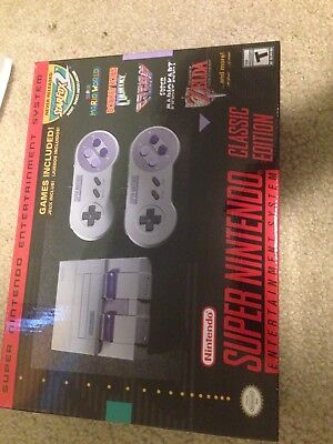 Super Nintendo Entertainment System: Super NES Classic Issue