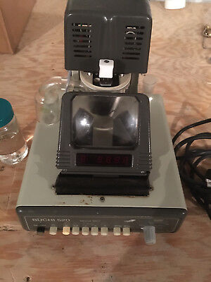 Buchi 520 Melting Point Apparatus -110 V - Excellent Conditions