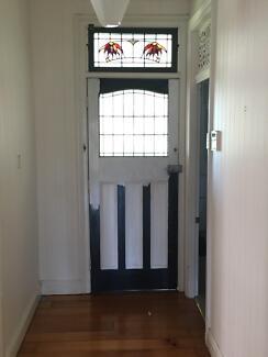 Original Stained Glass Front Door