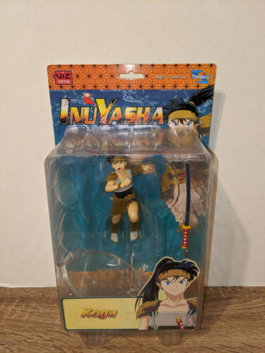 Inuyasha Toynami 2006 Action Figure Series 5 Koga