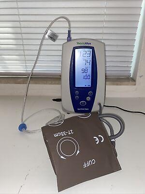 Welch Allyn Spot Vital Signs 420 Monitor Spo2 Nibp Patient Ready