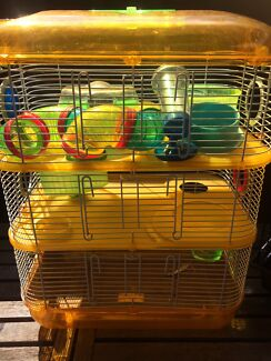 Pet mouse cage for sale!