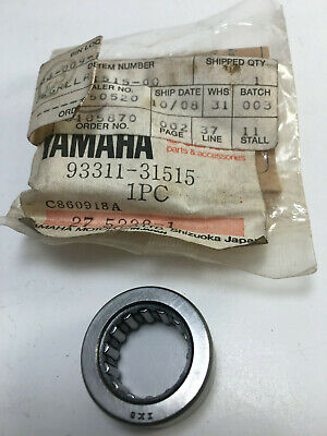 NOS Yamaha Bearing Trans RT100 RT180 YF200 AG100 AT115 DT175 IT200 # 93311-31515 for sale  Shipping to Ireland