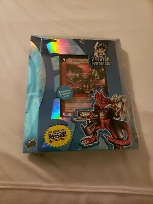 Ccg 2 Player Starter Deck - DUEL MASTERS 2-PLAYER STARTER SET / DECK CARD GAME CCG 2004 - NEW AND SEALED