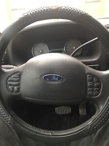 2006 Ford F-250 steering wheel