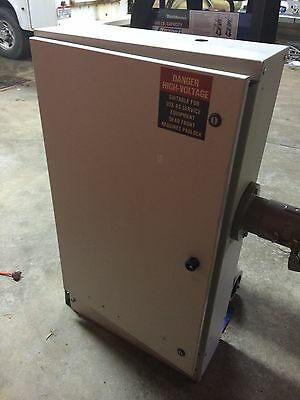 200a Manual Transfer Switch - Generator Transfer Switch Marconi Juice Box 200A Manual w/Eaton breakers!