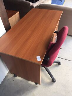 Desk and Chair Combo