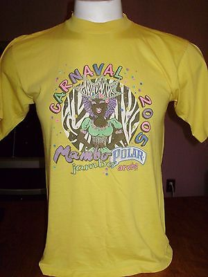 2005 ARUBA CARNIVAL VACATION SOUVENIR SHIRT nice soft feel awesome graphics med. image
