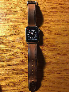 Apple Watch 42mm Stainless steel Sapphire2 bands included550 OBO