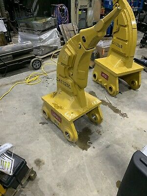 Cat 325 Ripper Frost Tooth Excavator 90 Millimeter Pins Cb Linkage 325d