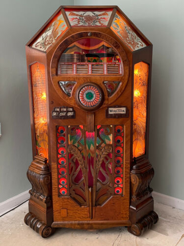 1942 Wurlitzer VICTORY Jukebox