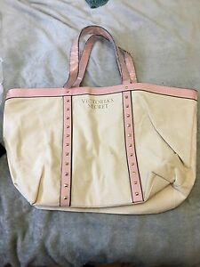 vs pink tote for sale