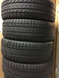 4-245/65R17 Bfgoidrich Slalom winter tires
