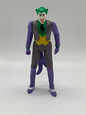The Joker (w/Coat Tails) - DC Super Powers - 1984 - Vintage Kenner Action Figure