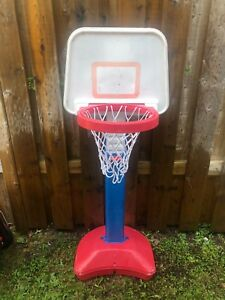 Toddler basketball net $5