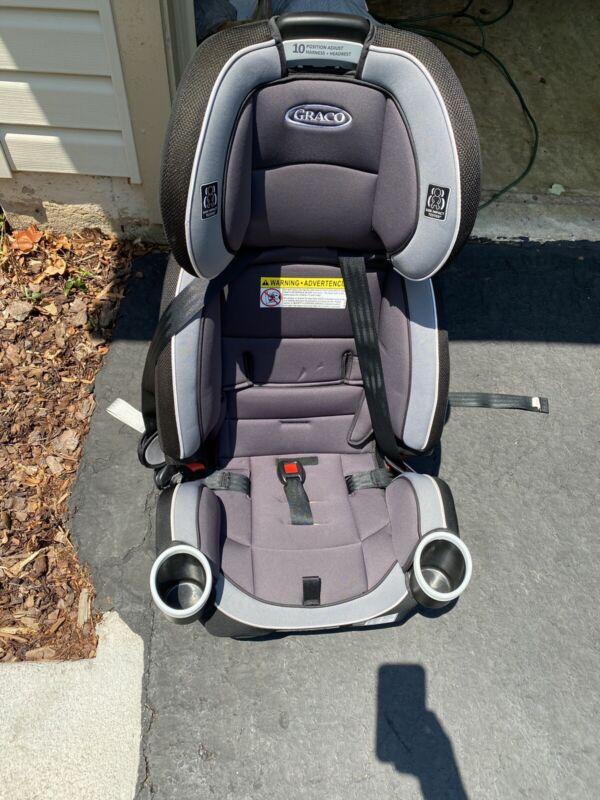Graco 4Ever DLX Platinum 4-in-1 Convertible Car Seat