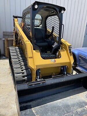 2020 Caterpillar 259d3 Track Skid Steer Less Than 120 Hrs