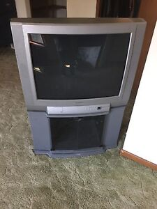"32"" tube tv with stand $35"
