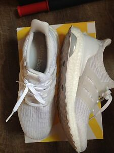 Ultra Boost 3.0 Triple White (deadstock)