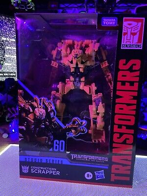 Transformers Studio Series #60 Scrapper New/Sealed