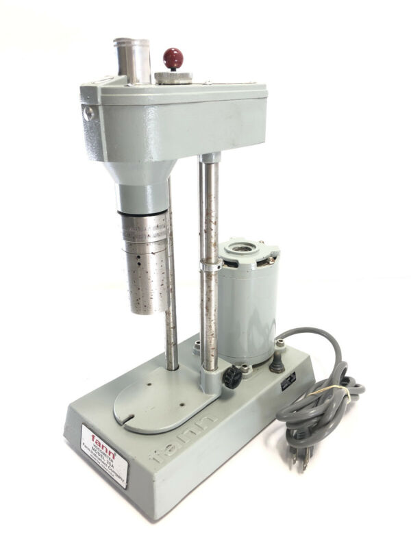 Fann Model 35A 6-Speed Viscometer for Mud Testing Drilling Fluids w/ Rotor