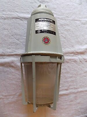Appleton Mercmaster Model Vmbj100-120 Enclosed Lighting Fixture