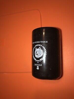 Husky Dog Gas Safe-t-break Reconnectable Nozzle Sleeve Black 3
