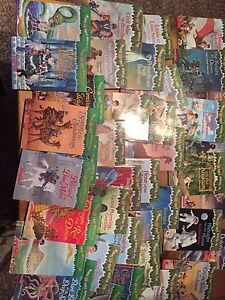 Magic tree house set of 40 books
