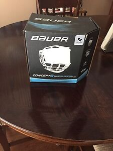 Bauer Concept3 Full Face Mask