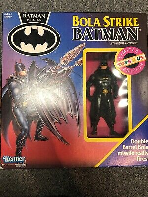 1991 Catwoman Action Figure Sealed Batman Returns Movie Kenner DC Comics