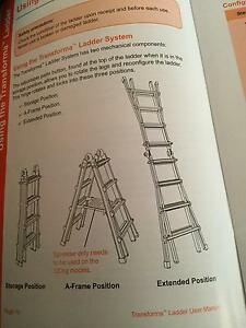 Renovator Transforma ladder Gympie Gympie Area Preview