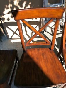 Pottery Barn Chairs (6 chairs)