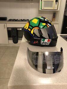 AGV Helmet visor