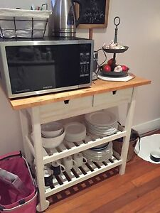 Island bench French provincial Balmain Leichhardt Area Preview
