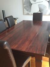 Dining table - priced to sell Albert Park Port Phillip Preview
