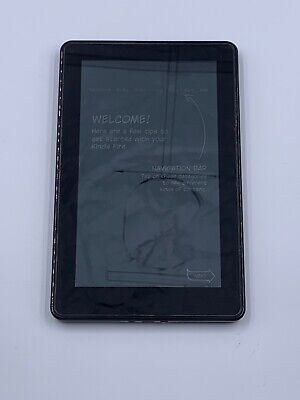 Amazon Kindle Fire 1st Generation Tablet D01400 - 8GB, Wi-Fi