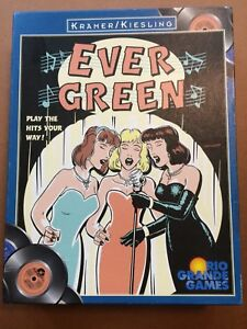 Ever Green Board Game