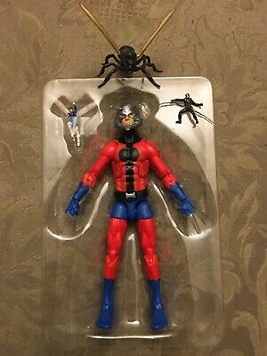 marvel legends vintage Ant-Man lot antony yellow jacket 80 years retro ultron ba