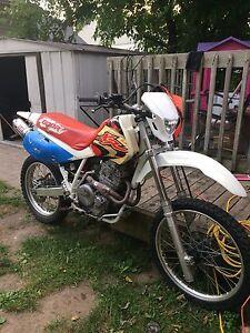1991 Xr600r