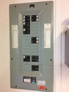Electric breaker box breakers siemens 100 amp, 200 amp