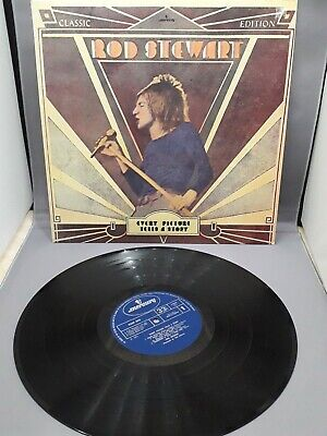 Vinyl LP, Rod Stewart, Every Picture Tells a Story