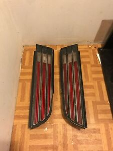 1977 PONTIAC TRANS AM TAIL LIGHTS