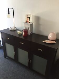 Three drawer/ door buffet Clayfield Brisbane North East Preview