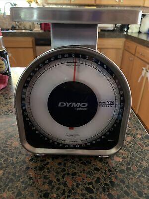Vintage Pelouze Dymo Model X2 Non-digital Postal Scale
