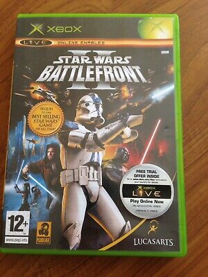 Star Wars: Battlefront 2 - Original Xbox