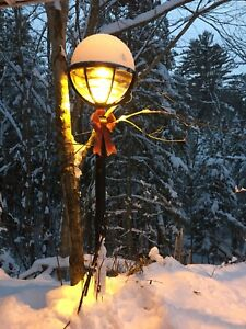 North Pole Lamppost